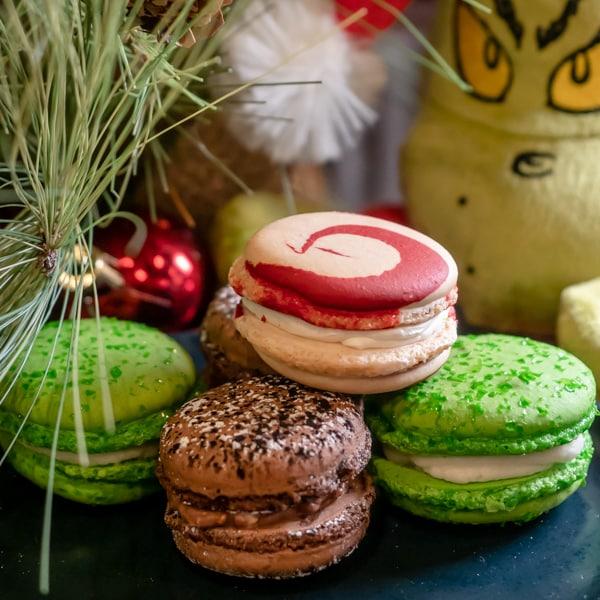 December Macarons