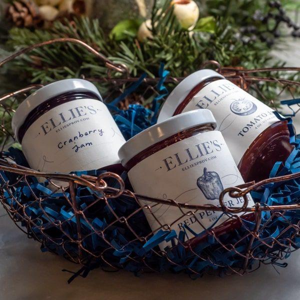 Jam & Jelly Gift Basket