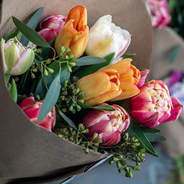 Flowers from Moonrose Farm