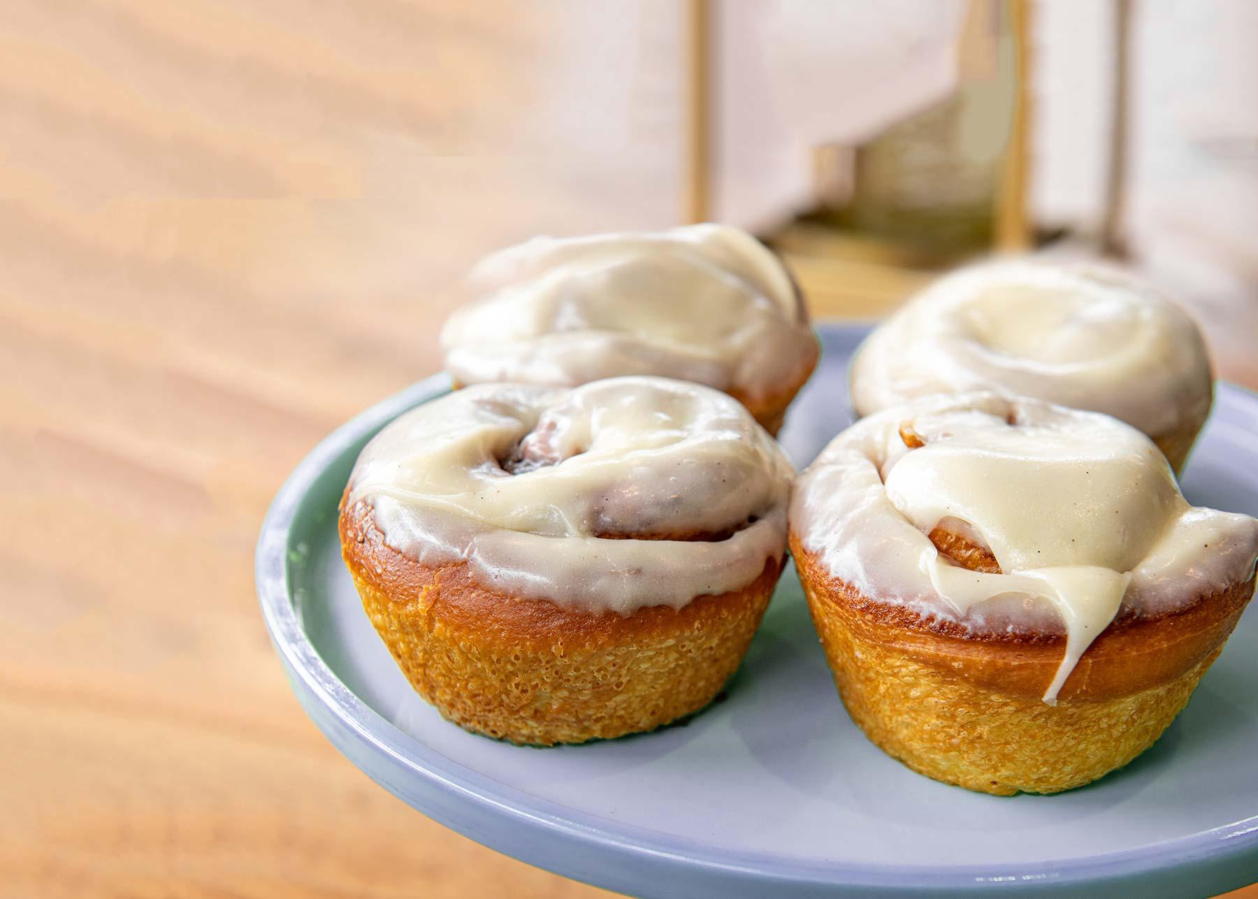 Bake-at-home Cinnamon Buns!